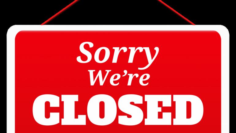 Salle fermée le 8 mars 2017 à 19h