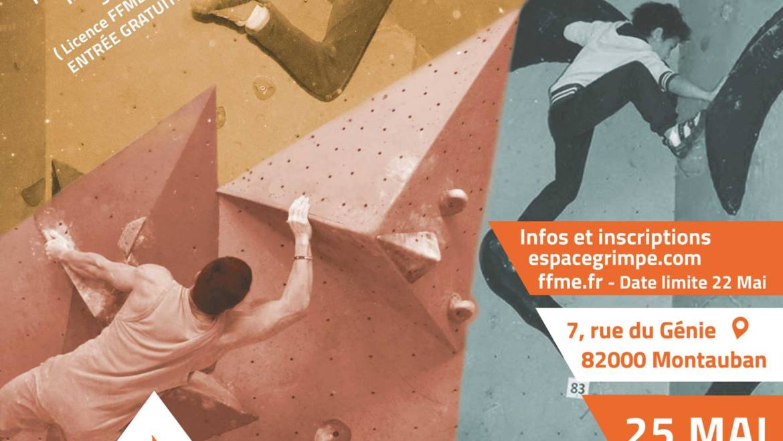 Contest Bloc Espace Grimpe 25 Mai