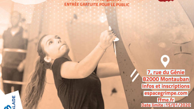 Compétition – Coupe Occitanie 18-01-2020 – Appel aux bénévoles et juges