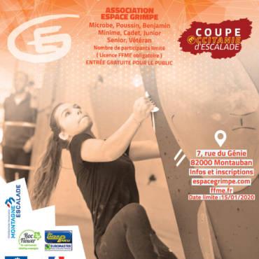 Compétition – Coupe Occitanie 18-11-2020 – Appel aux bénévoles et juges